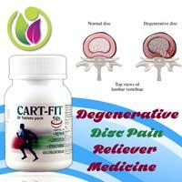 Degenerative Disc Pain Reliever Medicine
