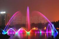 Musical Dancing Fountains