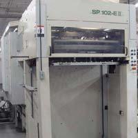 Used Heidelberg CD 102 S LX  , SM 102 V Sheet Fed Offset