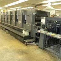 Used Komori L 526 , L 426 , L 440 Offset Printing Machine