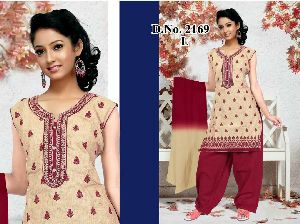 Embroider Work Suits