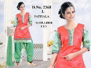 Fancy Patiyala Suit