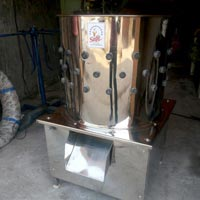 Poultry Defeathering Machine