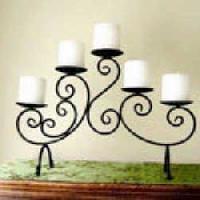 Designer Candle Holder 001