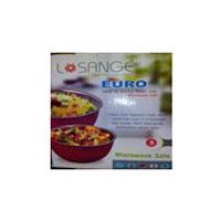 Euro Microwave Bowl Set