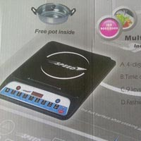 Induction Cooker Speed