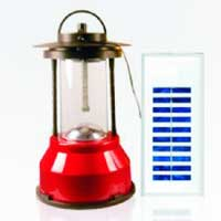 Solar Lamp Diamond