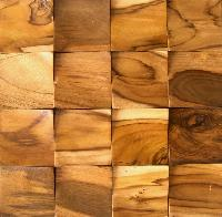 Wooden Mosaics