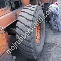 JCB Tyre Retreading Rubber