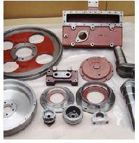 Cylinder Head Castings