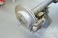 Rear Disk Brakes