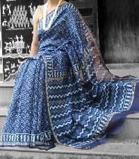Synthetic Printed Sarees