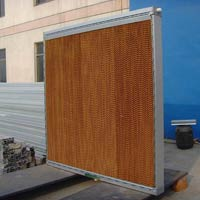 Air Evaporative Cooling System