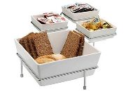 Buffet Stand With 4 Bowl