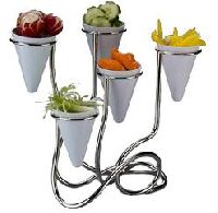 Twisted 5 Cone Stand