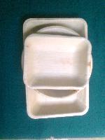 Areca leaf plates - Rectangle