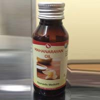 Natural Body Massage Oil