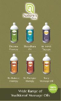 Natures Claim Oils Range