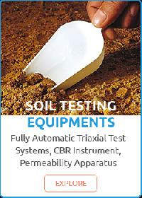 Soil Testing Equipment