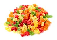 Semi Candied Fruits