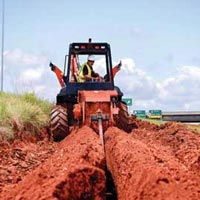 Underground Power Cable Laying