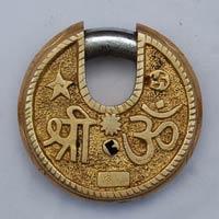 Brass Padlock, Door Safety Lock