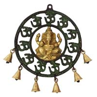 Religious Lord Ganesh Wall Hanging Unique For Decor