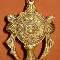 Chakra Brass Diya
