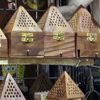 Wooden Incense Burners