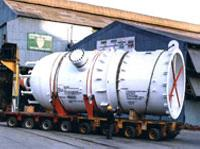 High Pressure Mercury Adsorber Vessel For Gas Plant