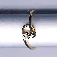 Yellow Gold Jewelry- Ygr-002
