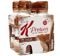 Special K Protein Shakes Milk Chocolate