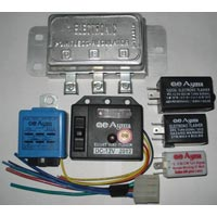 Dual Head Lamp Relays, Flashers,tuners