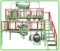 Solvent Extraction Units For Herbal And Medicinal Plant