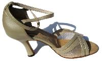 Ladies Dancing Shoes (leather Upper Mesh)