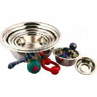Standard Feed Pet Bowls - (pb-01)