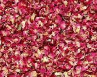 Dried Pink Rose Petals