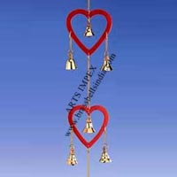 Red Heart Wind Chime Ai-bs-305