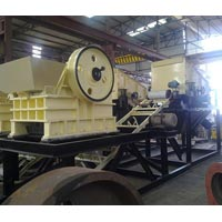 Skid Mounted Crushing Plant