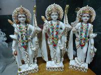 gods marble idols