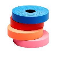 Fluorescent FT Blue vinyl flagging tape