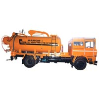 Sewer Jetting Suction Machine