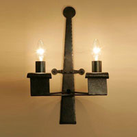 Lighting Hinge Double Candle Holder