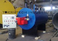 Gas Fired Horizontal Hot Water Generator