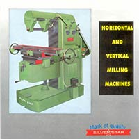Head Geared Milling Machines