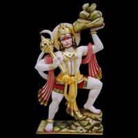 Lord Hanuman Statues