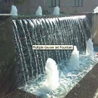Geyser Bubbler Fountain