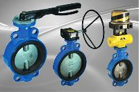 Centric Type Butterfly Valve