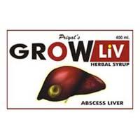 Grow Liv Abscess Liver Syrup