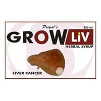Grow Liv Liver Cancer Syrup